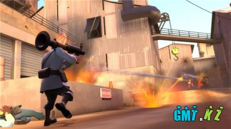 Team Fortress 2 (2007/RUS/ENG/No Steam)