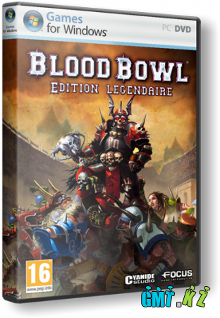 Blood Bowl: Legendary Edition (2010/ENG/RePack)