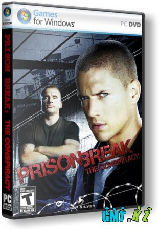 Prison Break: The Conspiracy (2010/RUS/Лицензия)