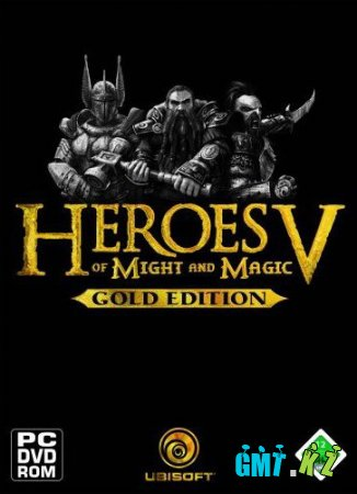 Heroes 5 of Might and Magic Gold Editon (2009/RUS)