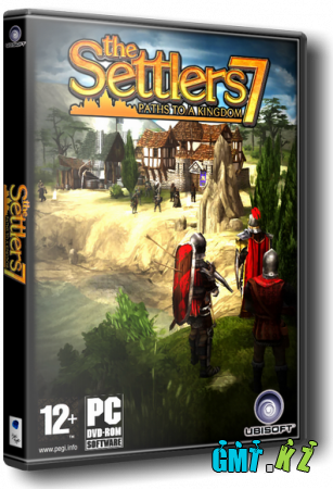 The Settlers 7. Право на трон / The Settlers 7: Paths to a Kingdom (2010/RUS/RePack)