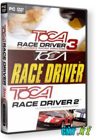 ToCA Race Driver 3 (2006/RUS)