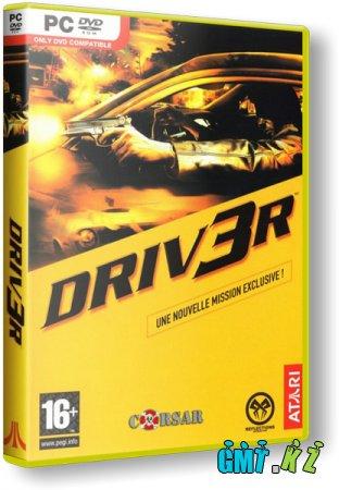 DRIV3R (Driver 3) (2005/RUS/ENG)