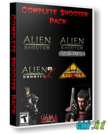 Alien Shooter 2 Gold (2007/RUS)
