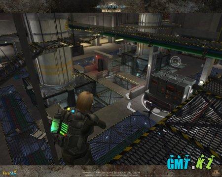 Stargate Resistance / Звёздные врата: Сопротивление (2010/ENG)