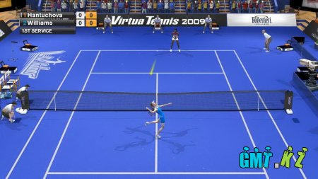 Virtua Tennis 2009 (2009MULTI6 + RUSRePack)