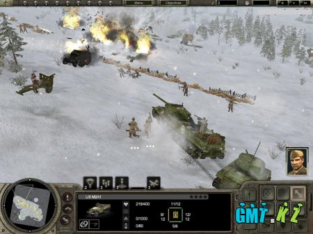 Танковые войска - Фаза Один: / Codename: Panzers - Phase One (2004/RUS)