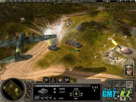 �������� ������ - ���� ����: / Codename: Panzers - Phase One (2004/RUS)