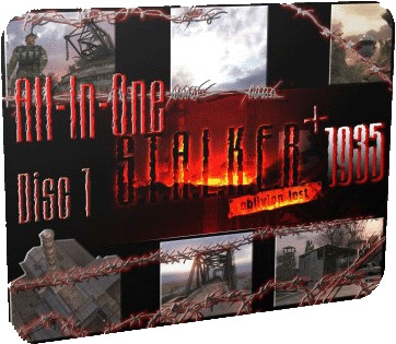 S.T.A.L.K.E.R. Oblivion Lost All-In-One Disc (2002-2009/Rus)