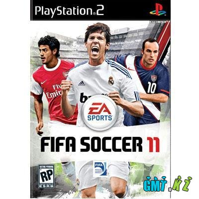 Fifa 11 [RUS/2010]
