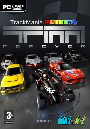 TrackMania United Forever Star Edition (2009/RUS/Repack)