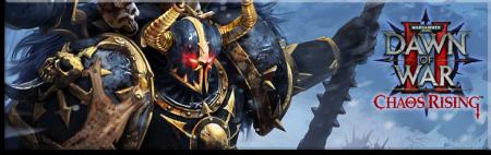 Warhammer 40.000 Dawn of War 2 - Chaos Rising (2010/RUS)