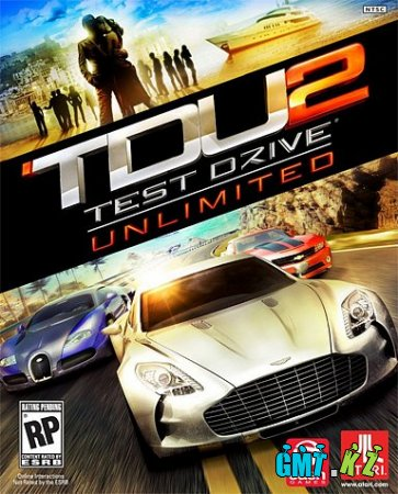 Test Drive Unlimited 2 PROPER CRACK by RELOADED