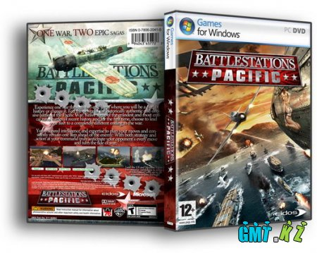 Battlestations: Pacific (2009/Repack/RUS)