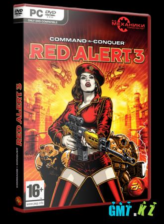Дилогия Red Alert 3 (2008/RUS/ENG/RePack от R.G. ReCoding)