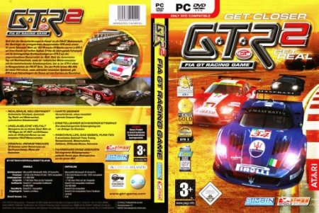 GTR 2 FIA GT Racing Game (2006/Rus)