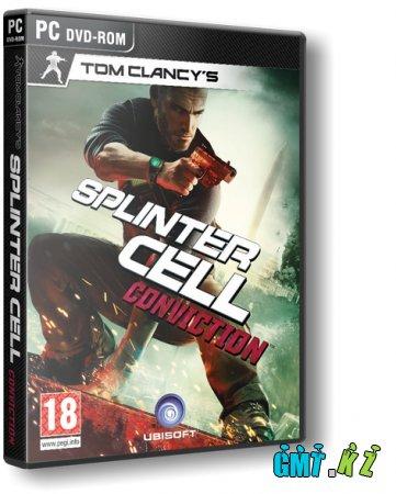 Splinter Cell: Conviction Русификатор (2010/RUS)