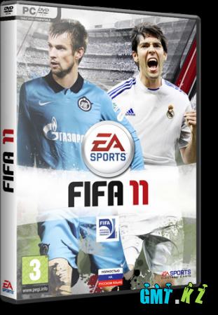 FIFA 11 (2010/RUS/RePack)