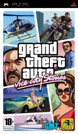 GTA: Vice City Stories (2006/RUS/FULL/ISO)