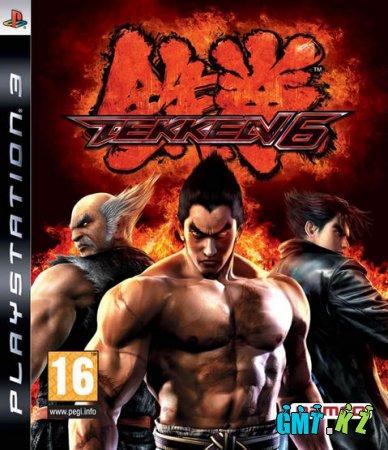 Tekken VI (2009/RUS/FULL)