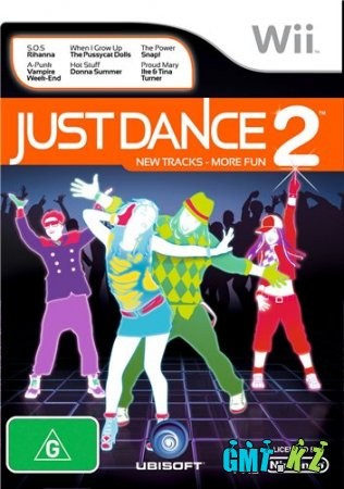 Just Dance 2 [2010/ENG/PAL]