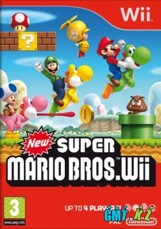 New Super Mario Bros [2009/RUS/PAL]
