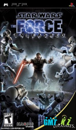 Star Wars: The Force Unleashed [RUS/ISO/2008]
