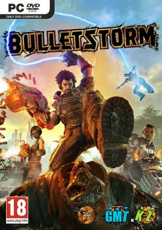Bulletstorm CRACK by FLT