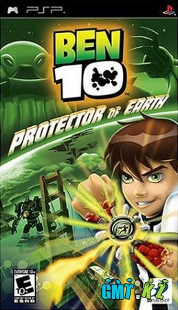 Ben 10: Protector of Earth (2007ENG)