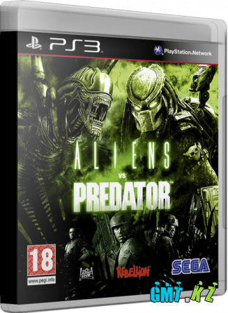 Aliens vs Predator [2010/ENG/RUS]