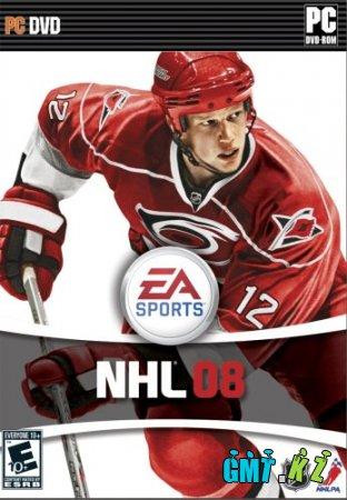NHL 2008 (2007/Rus/Eng/L)