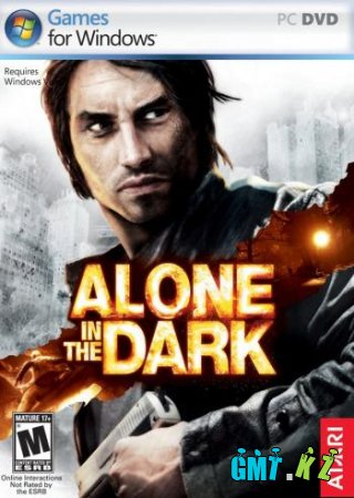 Alone in the dark (2008/RUS)
