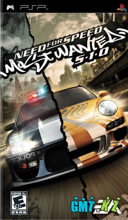 [PSP] Need for Speed: Most Wanted 5-1-0 [RUS/CSO]