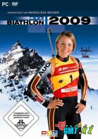 Biathlon 2009/Биатлон 2009 (RUS/Repack)