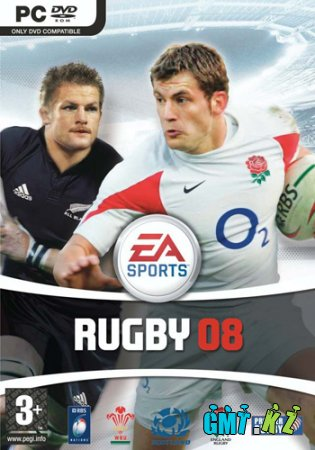 Rugby 08 (2007/RUS)