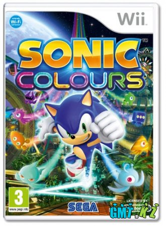 Sonic Colours [2010/ENG/PAL]