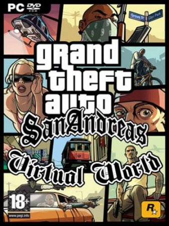 GTA new world(2009/RUS/ENG)