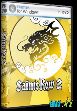 Saints Row 2 (THQ) (2008 / RUS / ENG) [Repack]