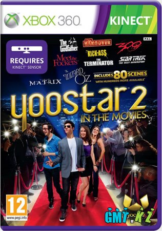 Yoostar 2: In The Movies [PAL/ENG/2011]