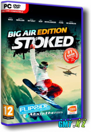 Stoked: Big Air Edition (2011/ENG/MULTI5)