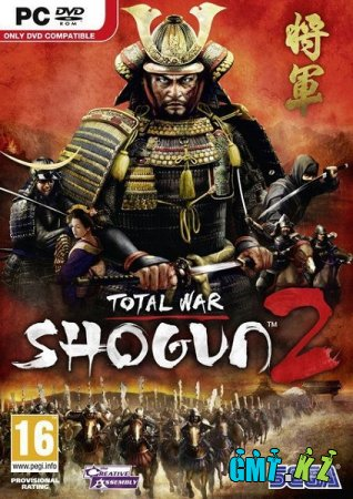 Shogun 2: Total War NoDVD+Steam Update (2011/FLT/RUS/Repack)