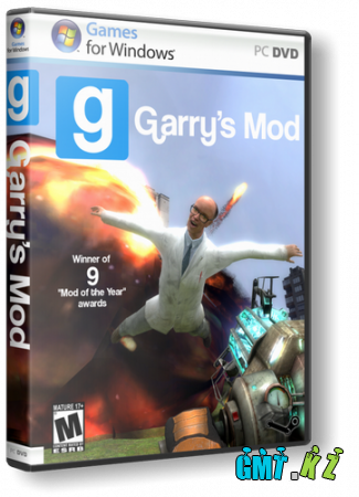 Garry's Mod v13.07.05 + Content Pack (2010/RUS/ENG/RePack)