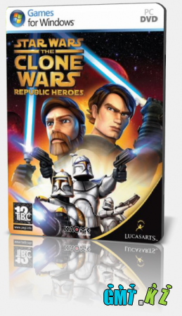 Star Wars: The Clone Wars Republic Heroes (2009/RUS/RePack)