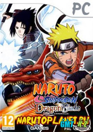 Naruto Shippuden: Dragon Blade Chronicles (2010/ENG/L)