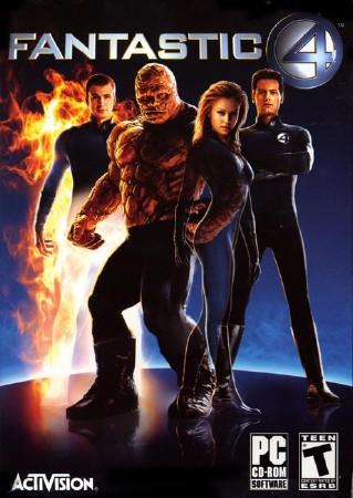 Фантастическая четверка (2005/RUS/Лицензия)