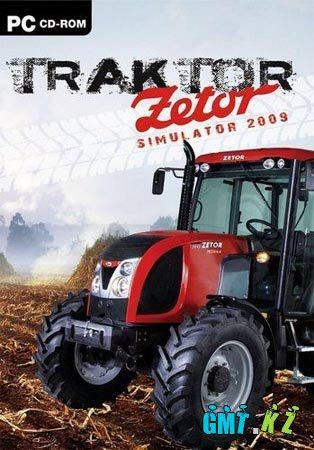 Traktor Zetor Simulátor 2009 (2009/DEU/Лицензия)