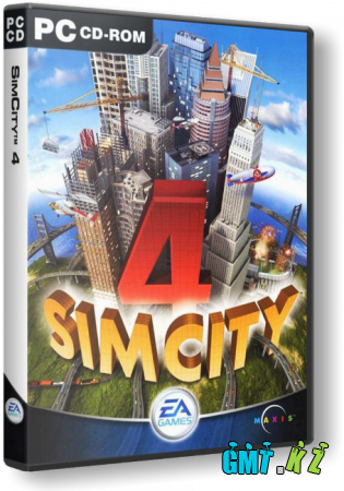 SimCity 4 Deluxe Edition (2004/RUS/ENG)