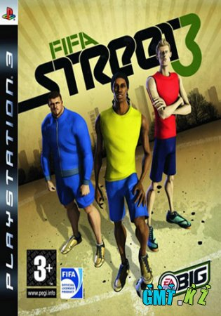 FIFA Street 3 (2008/ENG/Пиратка)