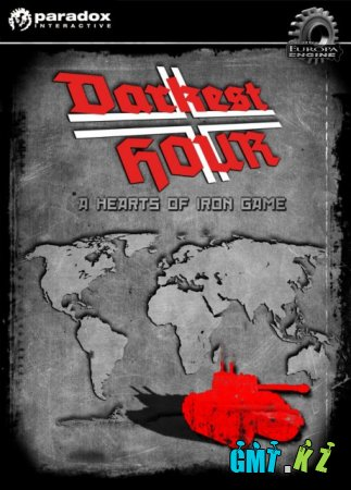 Darkest Hour: A Hearts of Iron Game (Paradox Interactive / 2011 / RUS - Multi9)