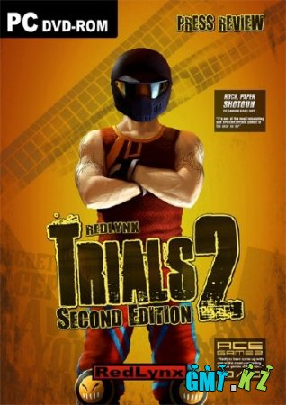 RedLynx Trials 2 Second Edition (2008/ENG/RUS/Лицензия)